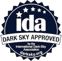 International Dark Sky approved lighting