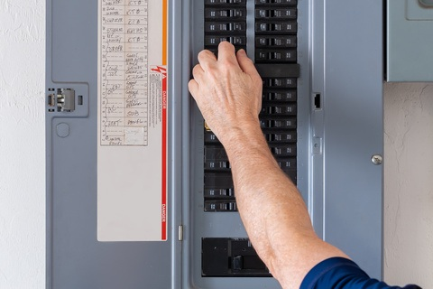 Electrical Panel & Service Upgrades