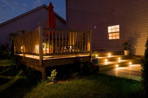 Patio & Deck Lighting